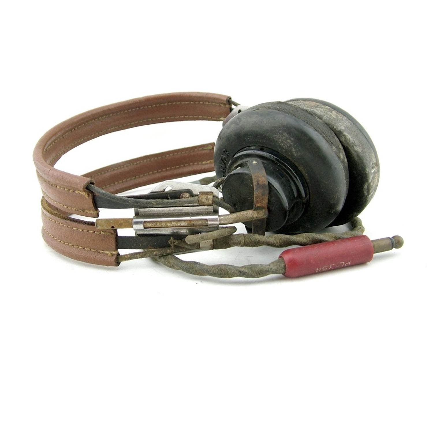 USAAF headset type HS-33