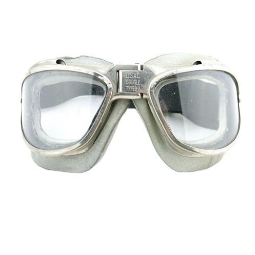 USAC type B-7 flying goggles