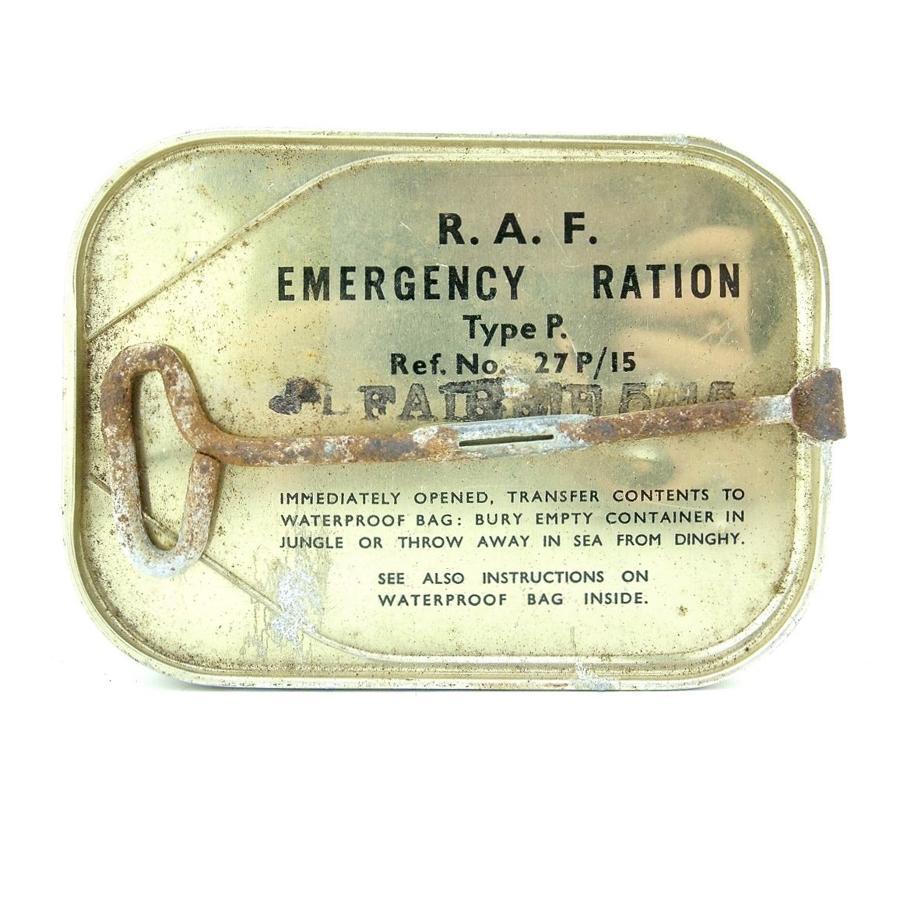 RAF Emergency flying ration type P