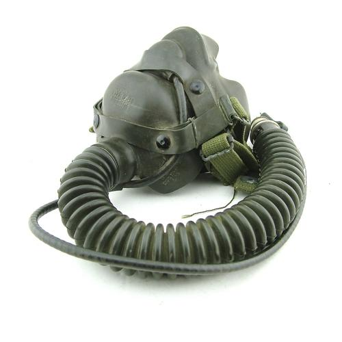 USAAF A-14 oxygen mask, wired