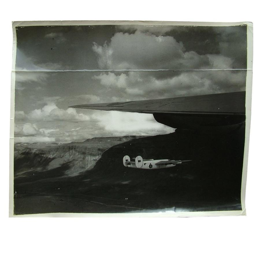 British press photograph - Liberator