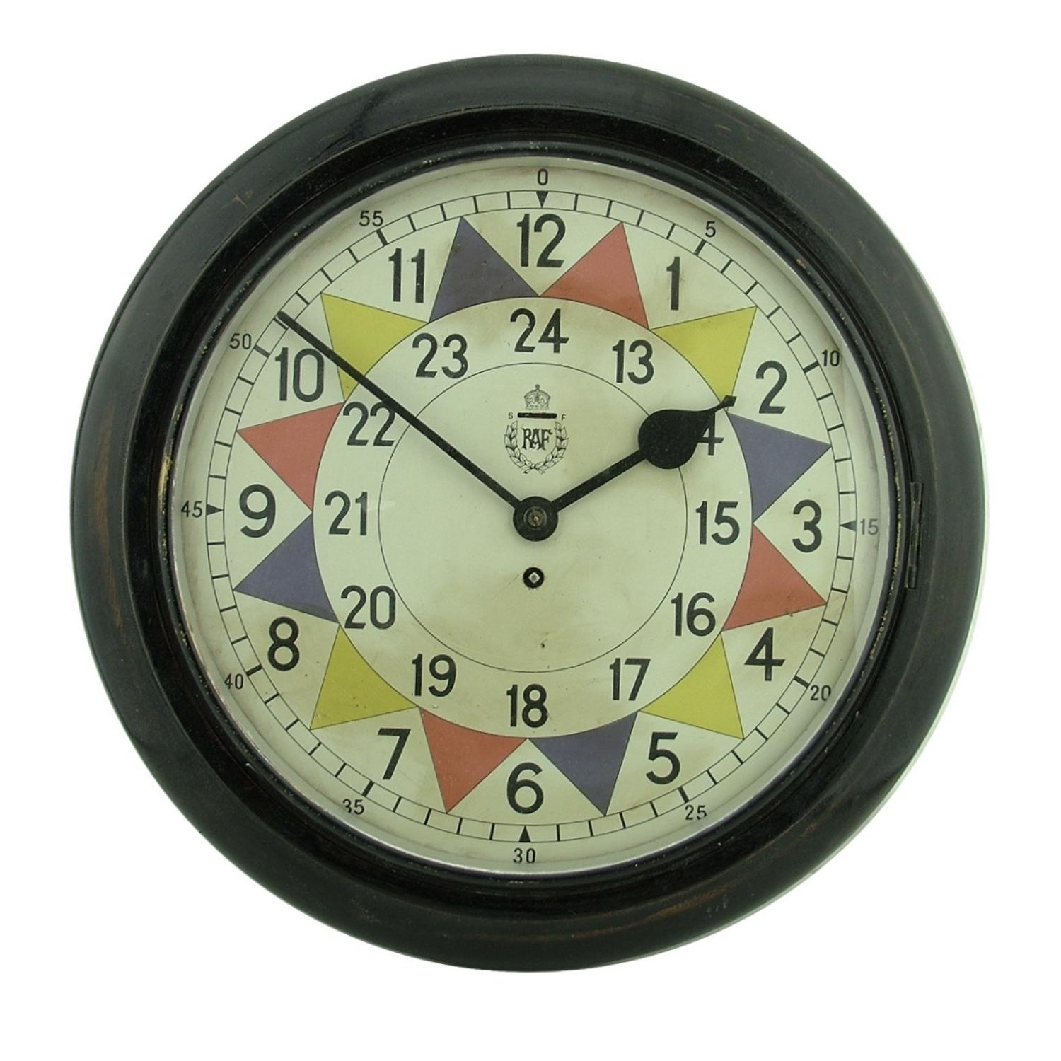 RAF station Sector clock, type 2