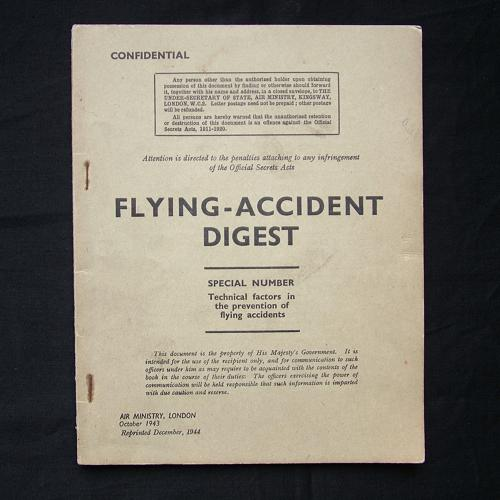 Air Ministry flying accident digest