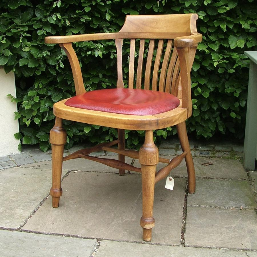RAF patt. Captains' chair, 1939