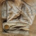 WW1 RFC leather flying coat - picture 7