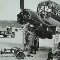 British official photo - Glenn Martin bomber - picture 2