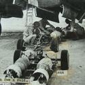 British official photo - Glenn Martin bomber - picture 3