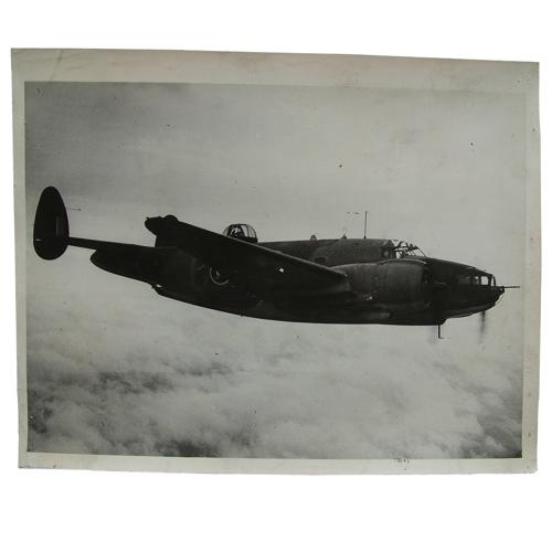 British official photo - Ventura bomber
