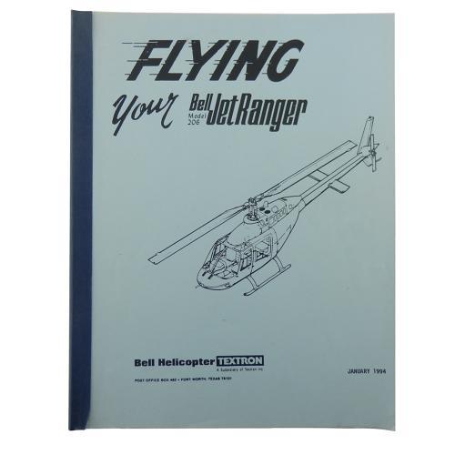 Flying your Bell Jet Ranger Helicopter