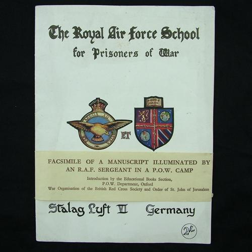 The Royal Air Force school for prisoners of war