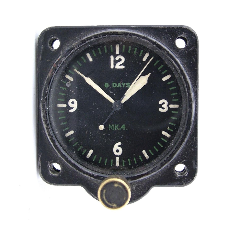RAF Mk.4 cockpit clock