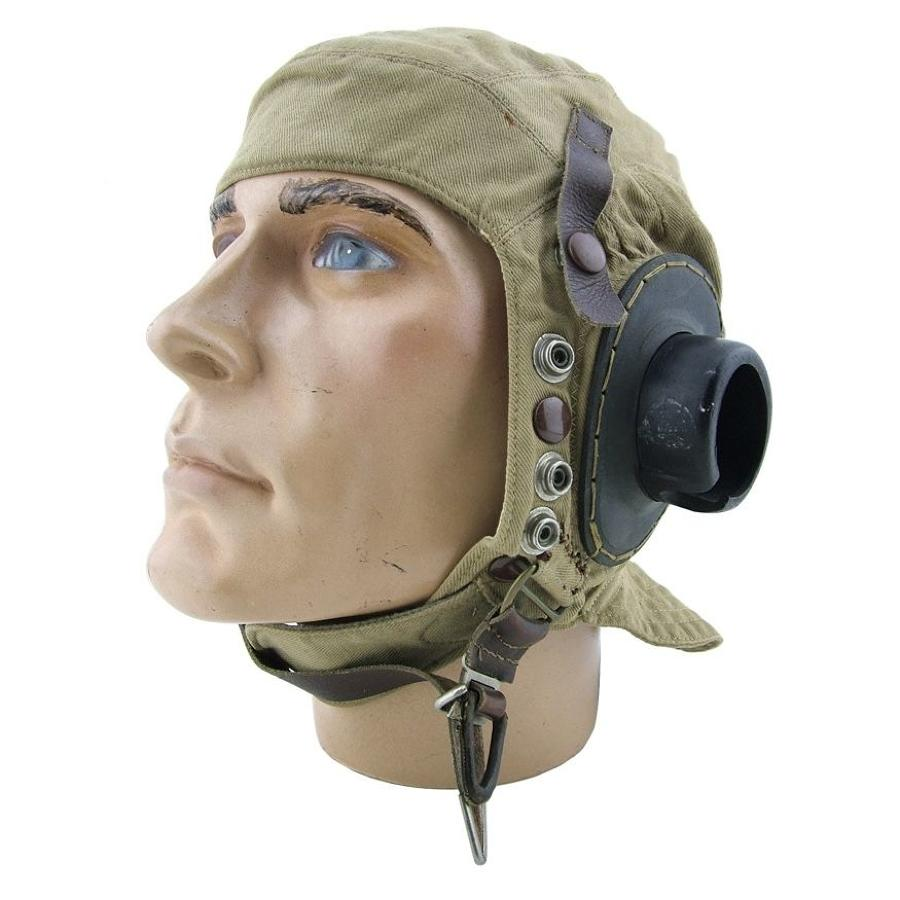 RAF D-type flying helmet - early pattern