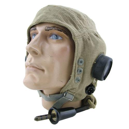 RAF E-type flying helmet