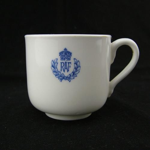 RAF Mess coffee cup