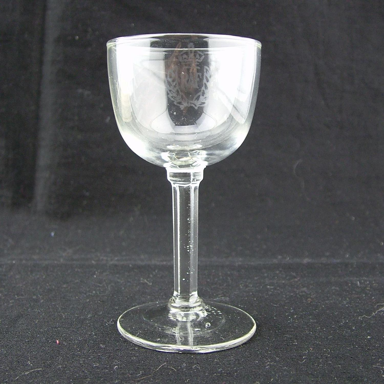 RAF Mess spirit / sherry glasses