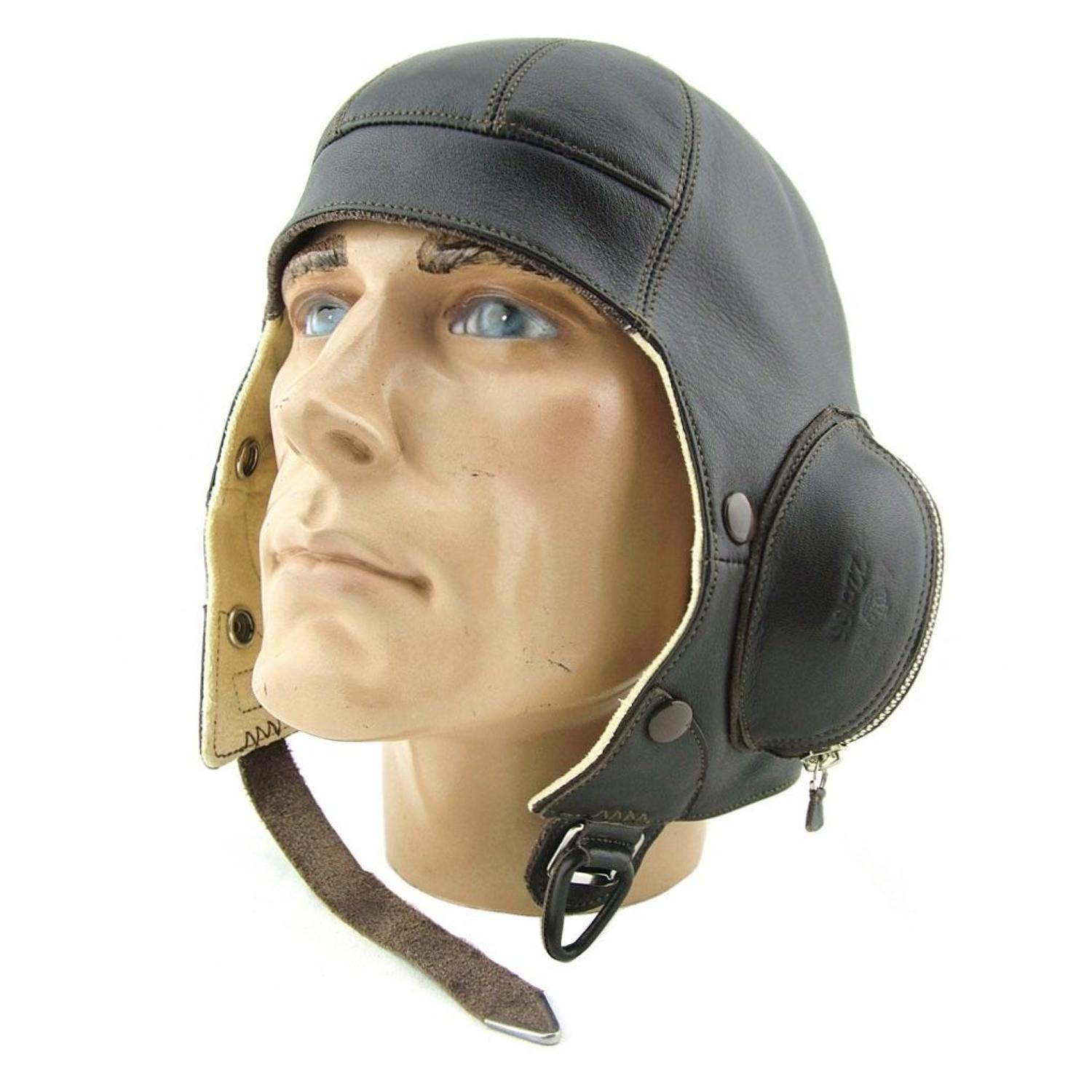 RAF B-type flying helmet - reproduction