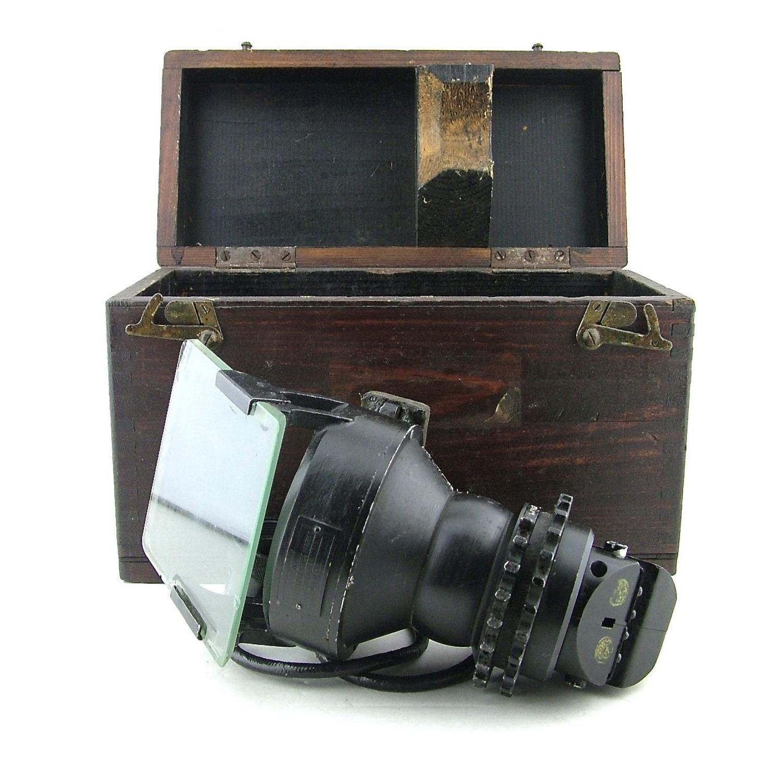 RAF Reflector Gunsight, Type I, Mark I, Cased