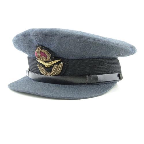 RAF pre-WW2 officer rank service dress cap