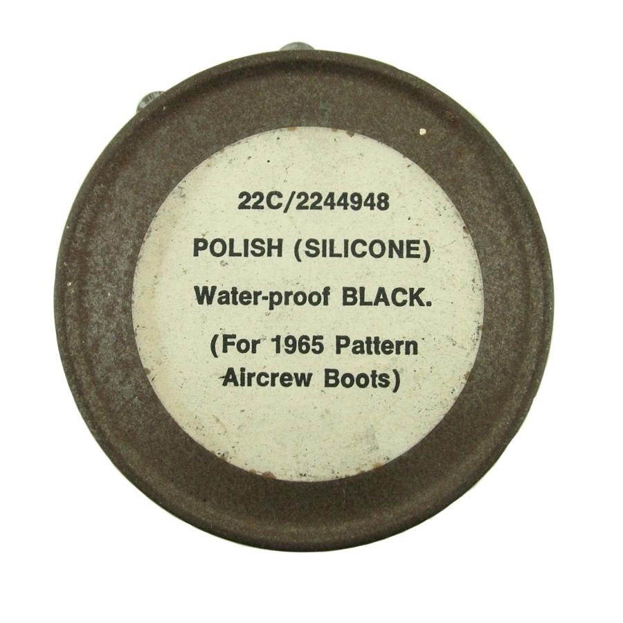 RAF 1965 pattern boot polish