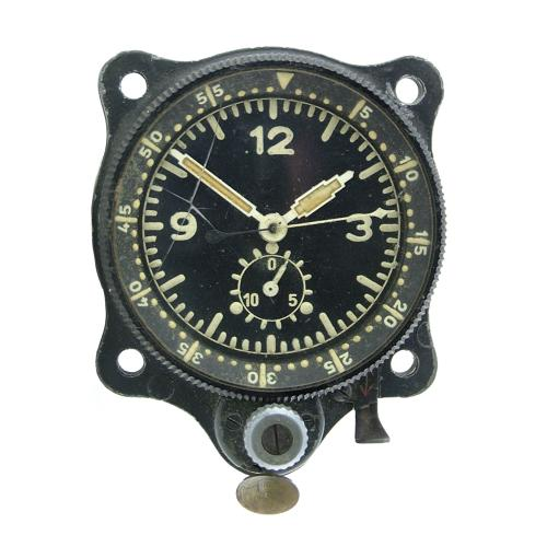 Luftwaffe cockpit clock