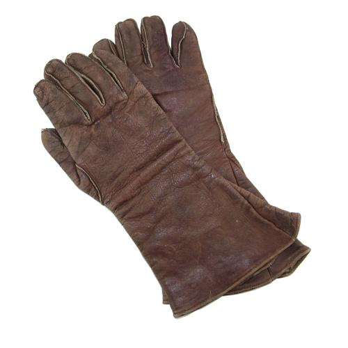 RAF type D flying gloves