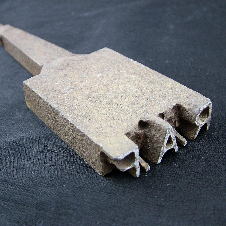 RAF branding iron