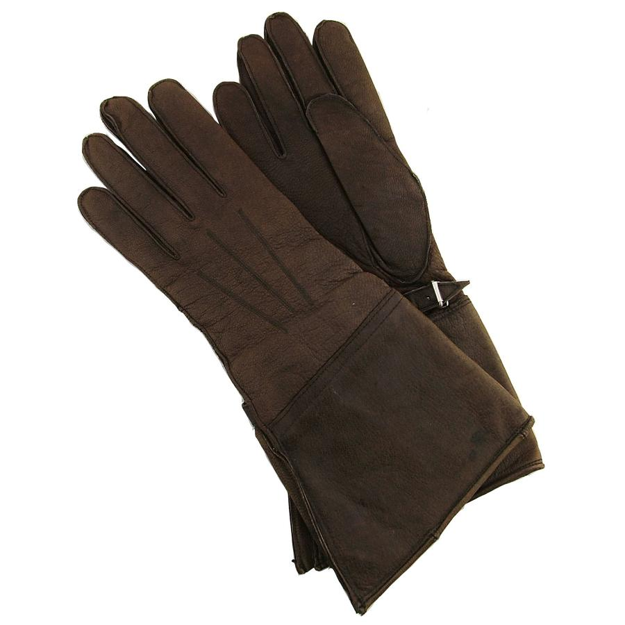 Luftwaffe flying gauntlets