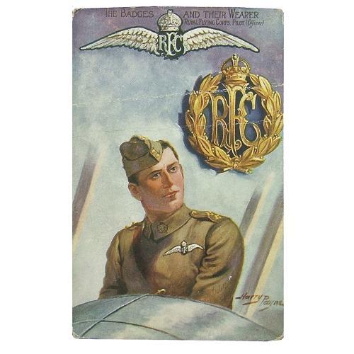 RFC postcard