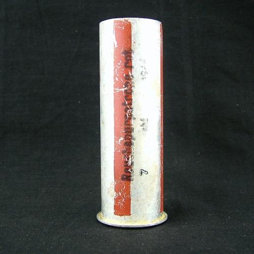 Luftwaffe flare pistol cartridge - red