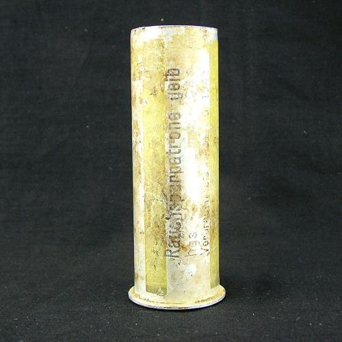 Luftwaffe flare cartridge - yellow