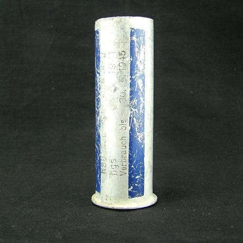 Luftwaffe flare cartridge - blue
