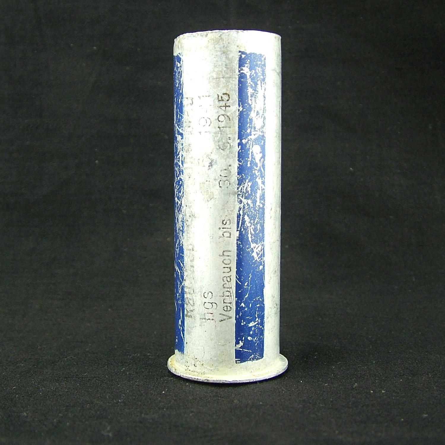 Luftwaffe flare cartridge - blue