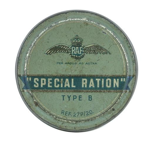 RAF Special Ration ,Type B
