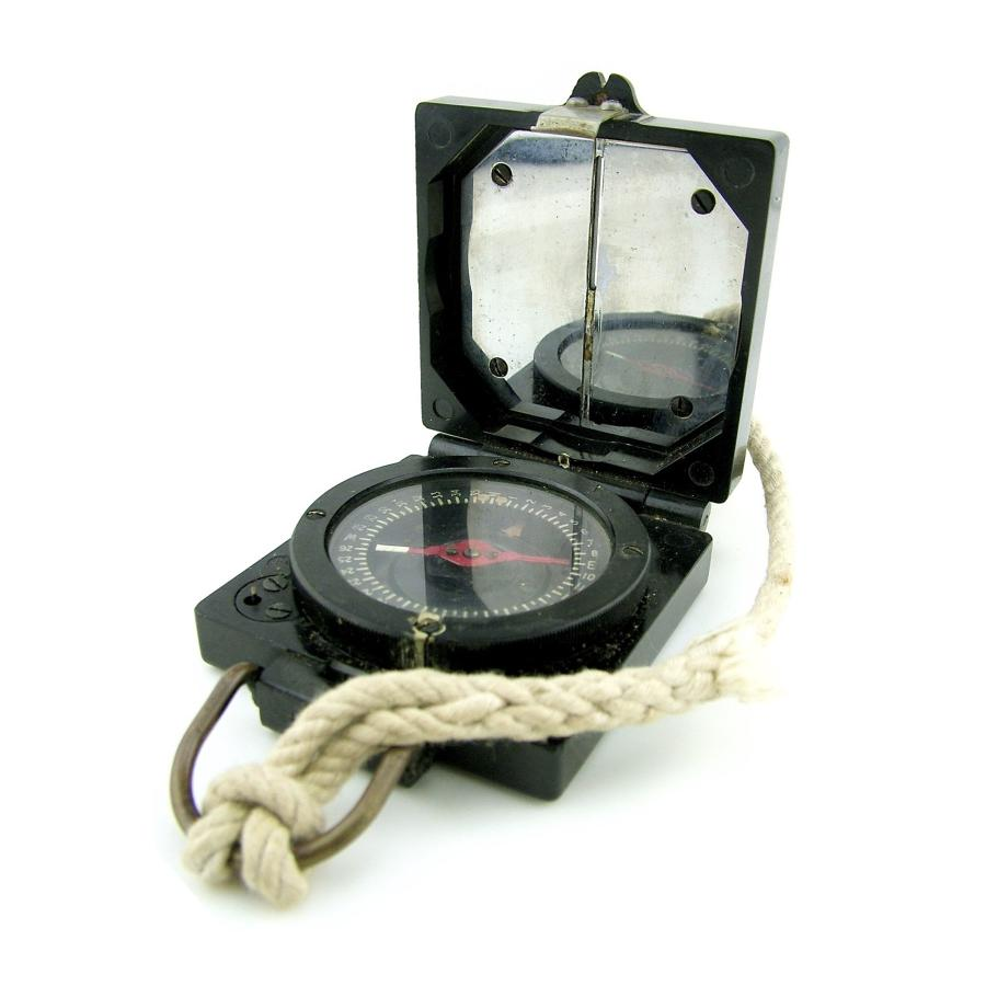 RAF 'used' dinghy compass