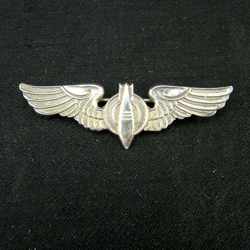 USAAF bombardier shirt wing