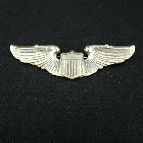 USAAF pilot wing - history
