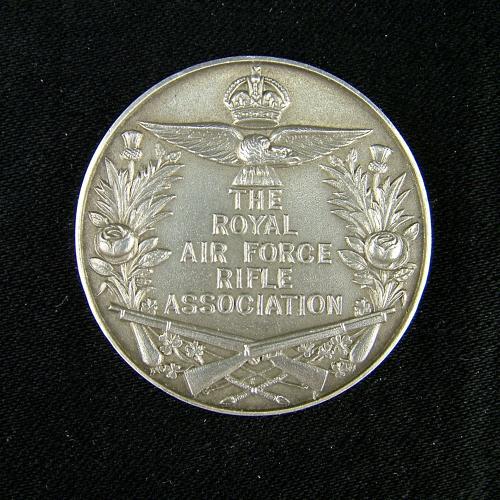 RAF rifle association medal