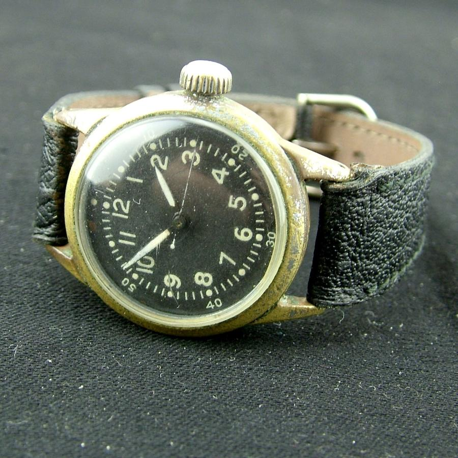 Air Ministry wristwatch