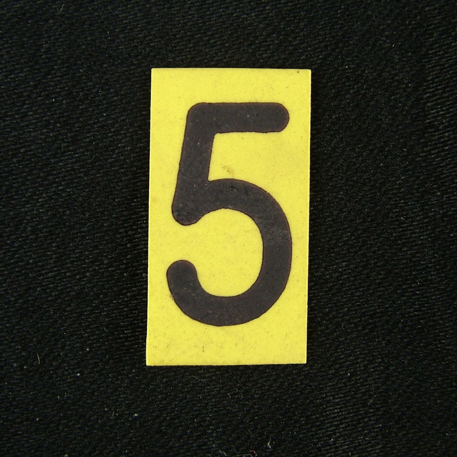 RAF operations room tile '5'