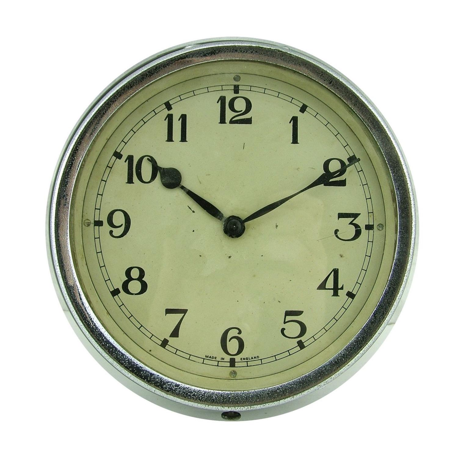 War department wall clock
