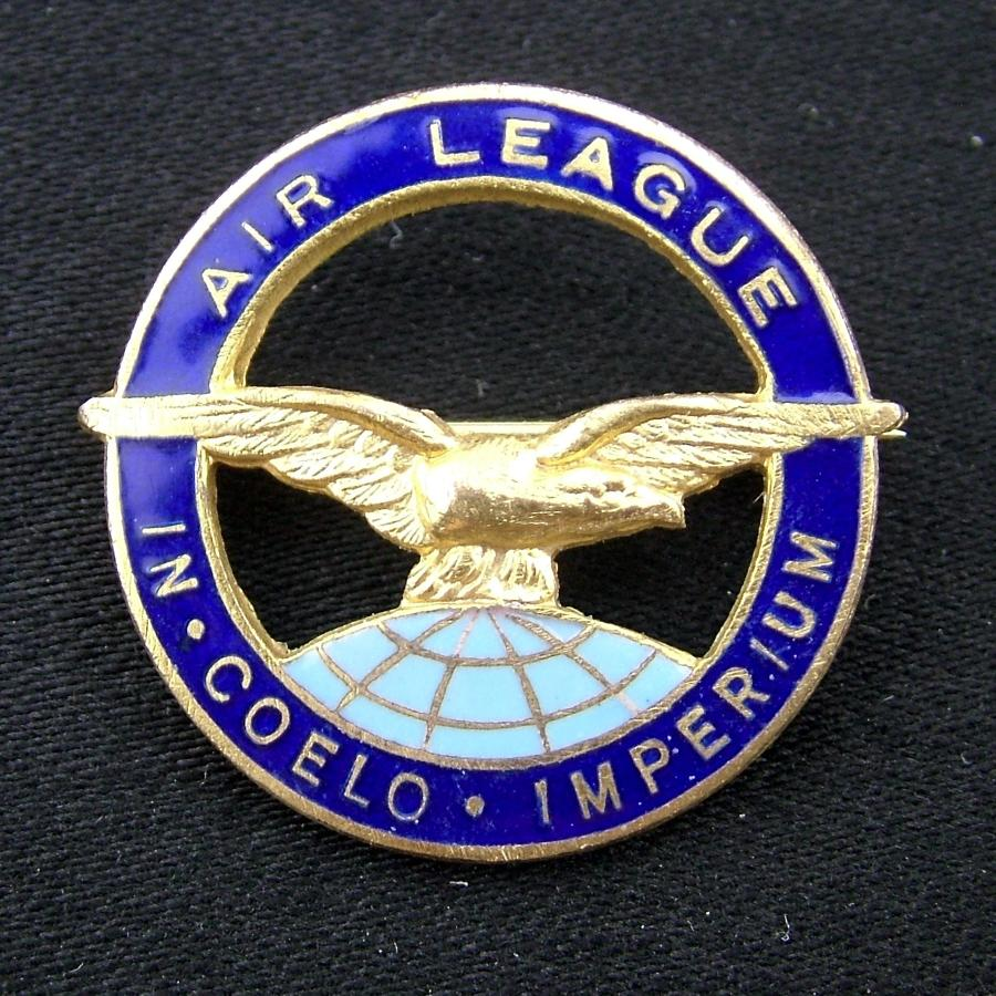 Air League badge