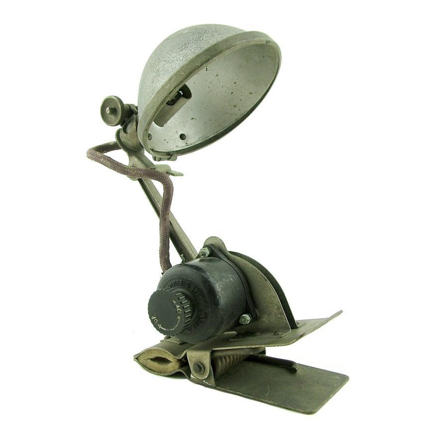 RAF Navigator's chart board lamp