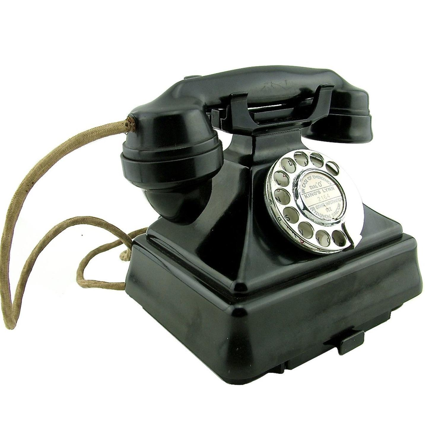 Original 200 series telephone