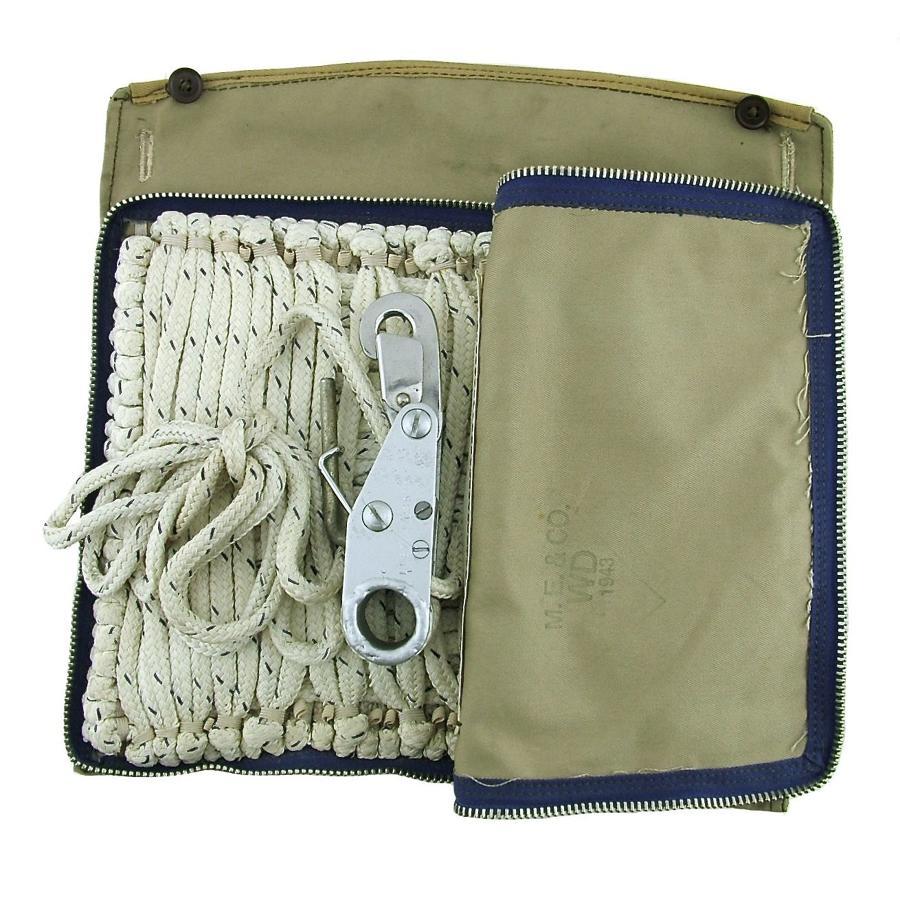 RAF parachute survival kit