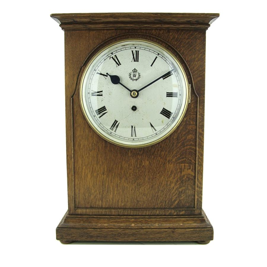 RAF Mantle clock, large