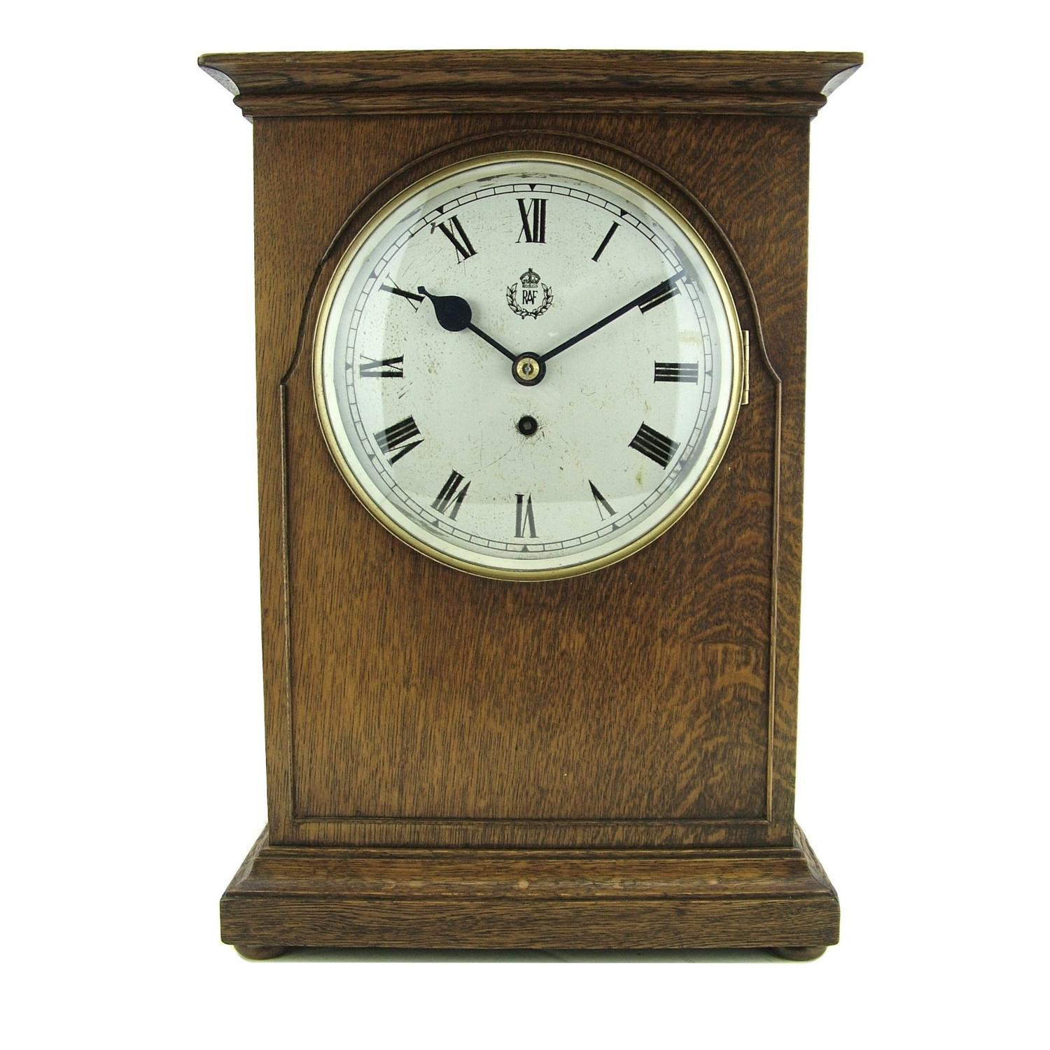 RAF Mantle clock, large