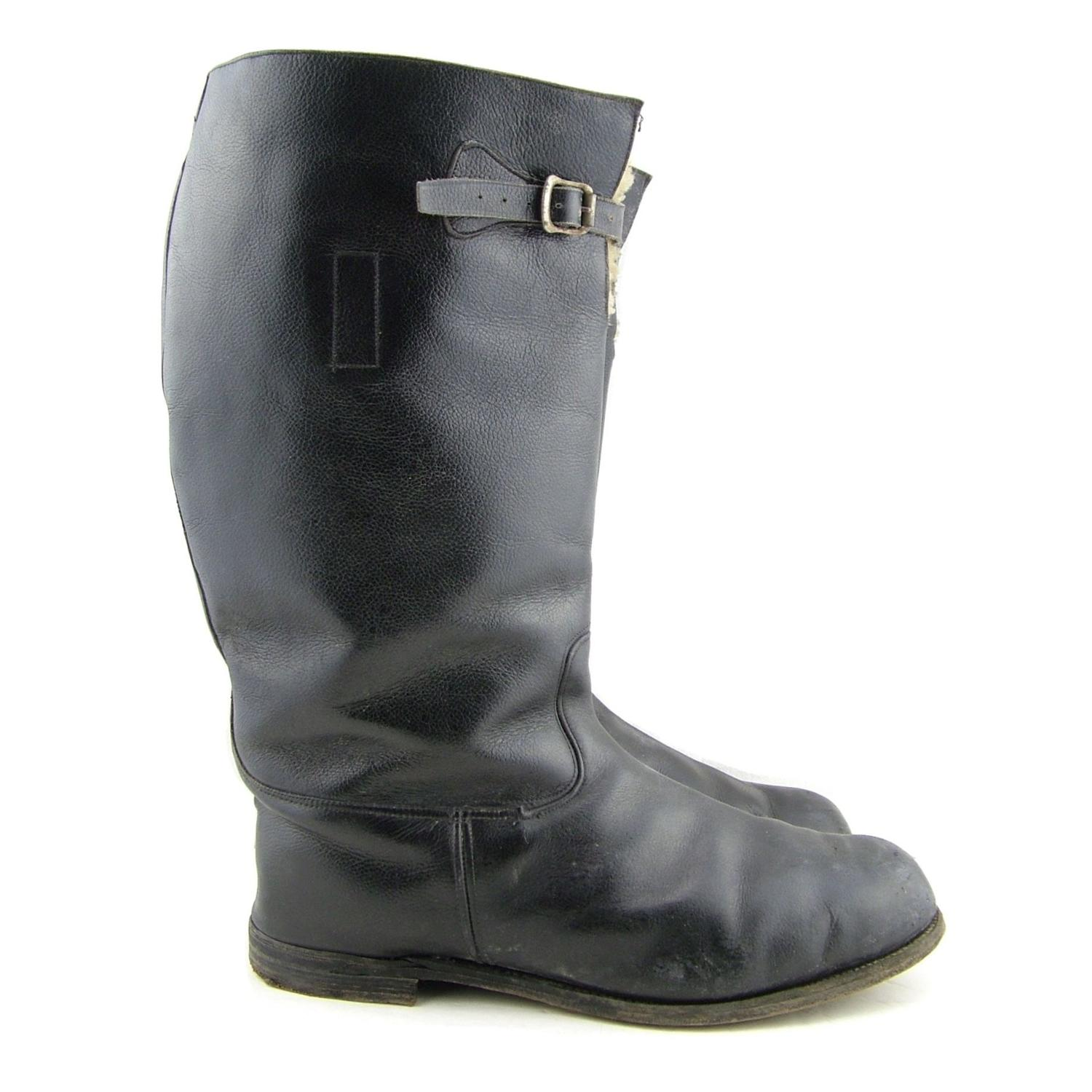 RAF 'private purchase' 1936 pattern flying boots