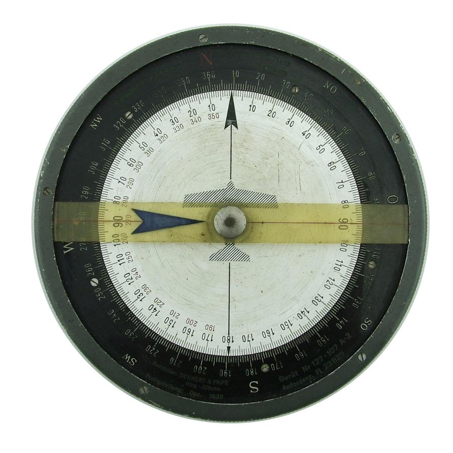 Luftwaffe DR2 navigational computer