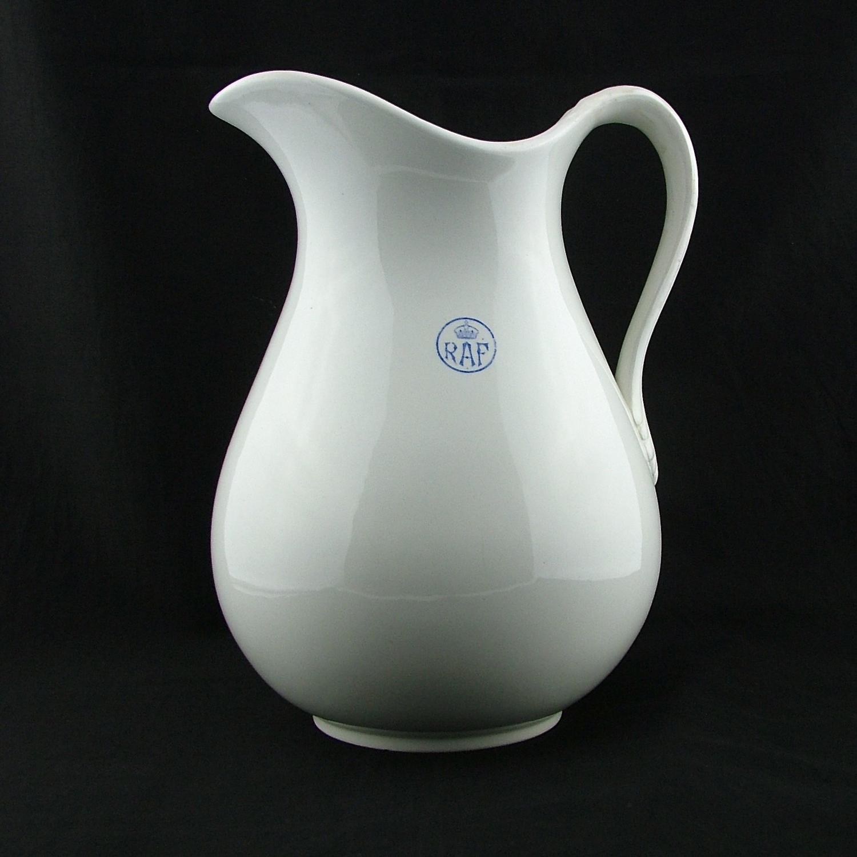 RAF water jug