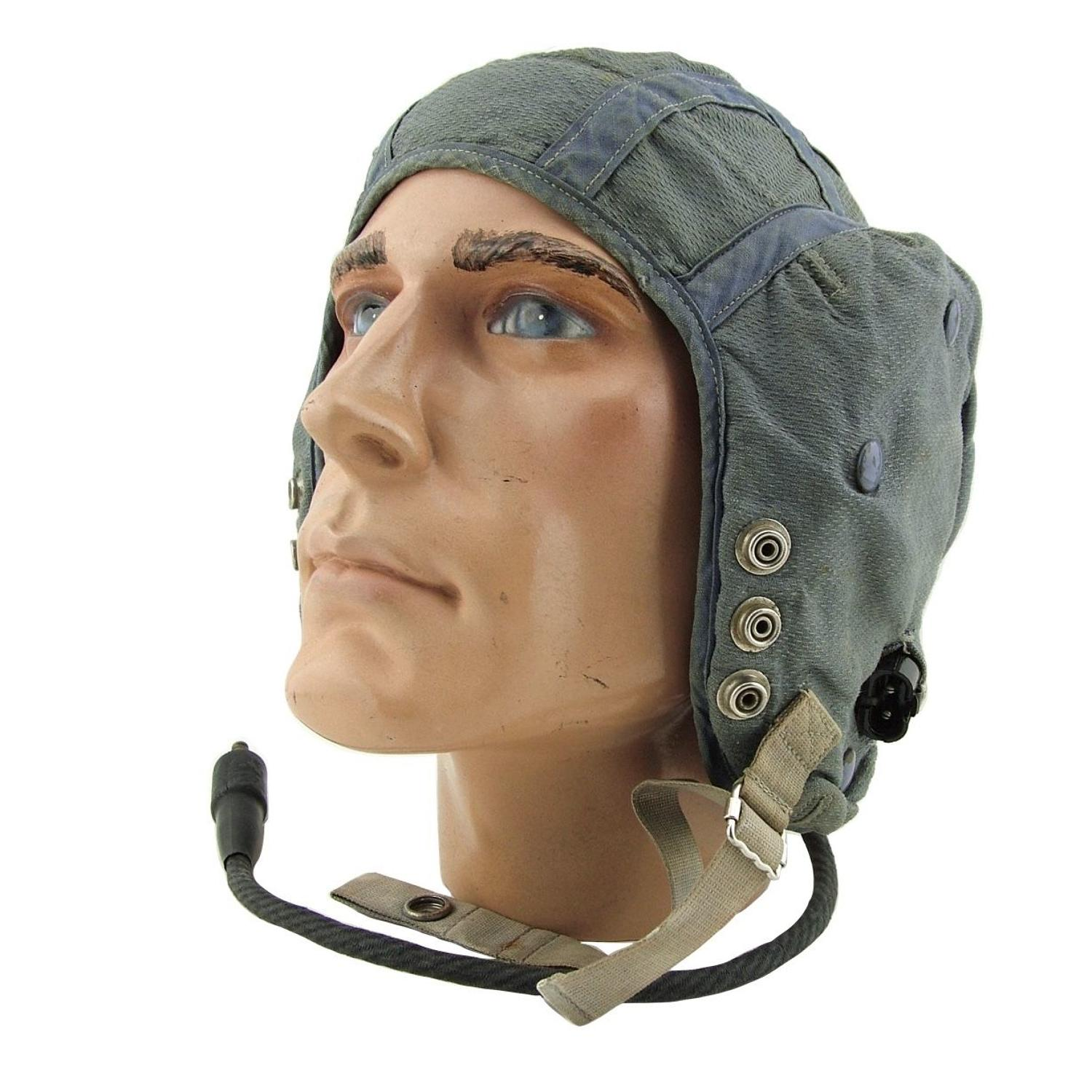 RAF helmet, flying, inner, type F